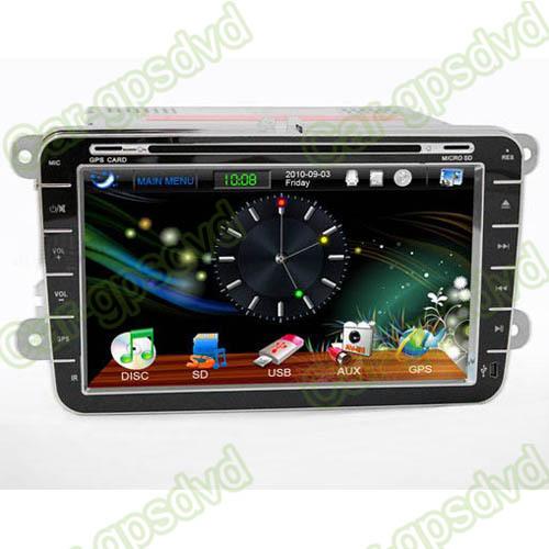 2006- 2011 VW Passat B6 GPS Navigation DVD Player ,TV,Multimedia Video Player system+Free GPS map+Free camera+ Free shipping(China (Mainland))