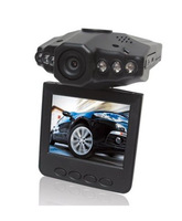 Free Shipping For 1 Pcs Drop Shipping Car Dvr H198 +Retail Box Car Cams H198(P-02C)