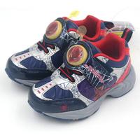 Children Shoe 2014 New Summer Spiderman Flasher Fashion Sports Sneakers For Kids Boy Sport Brand Children's Shoes Boys
