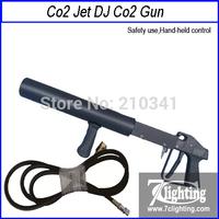 Free Shipping Pro Effect Handhold Co2 Gun ,CO2 Column jet ,Co2 Stage effect handheld Dj Gun