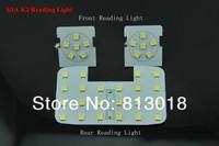 For KIA K2 rio Hyundai Verna Forte 2006 2007 2008 2009 2011 2012 2013 5050 LED Dome light, Car interior reading light