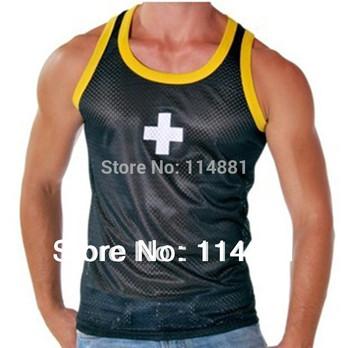 Men's Футболкаs/Men's Sport рубашка/ 5 Цветs AC16