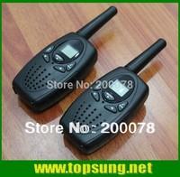 Long range 1 watt pair walkie talkie ham radio CB 2 way walkie talkies portable PMR446 PTT w/121 private code for Russia/Europe