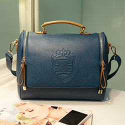free/drop shipping QB166 shoulder bag handbag and women bags women and designer brand leather bag(China (Mainland))