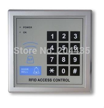 Access Control System RFID Card Keytab Proximity Door Lock Free Shipping 5YOA Brand New ACS1(China (Mainland))