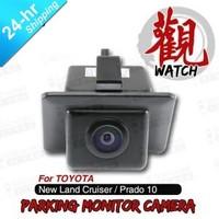 High Quality Wireless HD CCD Car Parking Reversing Camera for Toyota New Land Cruiser Prado 2010 etc. Night Vision Waterproof