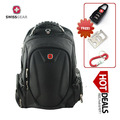 "Free shipping  excellent quality SwissGear  Laptop Backpack  for 14"" 15.6"" Notebook SA9508 Wenger,military bag,travelling bag(China (Mainland))"