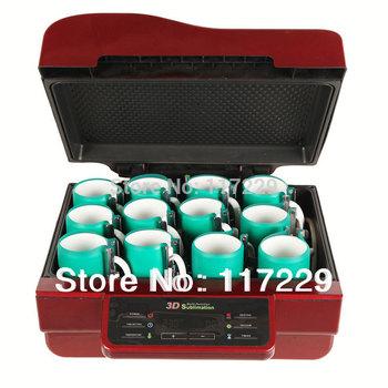 3D Sublimation Vacuum Machine,3D Sublimation /Heat Press Machine,Mug/T Shirt/Iphone Case Printer,Cup/ Digital Printing Machine