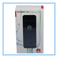 Instock Unlocked Huawei E392 4G LTE USB Modem 4G data card supports LTE TDD ,Hong Kong Post  Free shipping