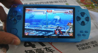 New 2014  4GB 4.3 Inch Large Screen MP5 Game Player+MP4 Player+MP3 Player Biulding 3000 Games