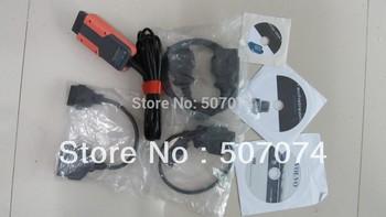 xhorse mvci for TOY OT A TIS+MVCI for H o n da+ for V o lvo DICE   Free Shipping +1 year warranty + multi-language + multi brand
