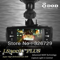 Free Shipping!DOD LS300W PLUS You Have IT,You Need Nothing!WDR CAR DVR!RUSSIAN MENU!Best NIGHT VISION!30 FPS!YOUR NECESSARY!