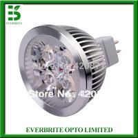 4pcs/lot LED bulb lamp High brightness MR16 4W Cold white/warm white AC220V 230V 240V Free shipping