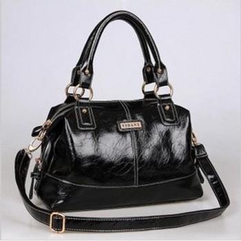 2014 new BEINIPJ brand  leather bag lady bag fashion leisure shoulder bag women messenger bag handbag oil wax dinner packages