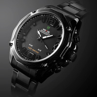 hot sale weide brand quartz watch wristwatches mens boys led digital fashion military water resistant hands watch hours for gift