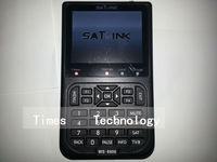 "3pcs/lot Hot sale Satlink WS-6906 WS6906 3.5"" DVB-S FTA digital satellite meter satellite finder,free shipping"