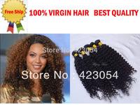 best quality Brazilian Curly Virgin Hair 3pcs lot Juliet KBL hair  wavy princess hair weave hair styling Free shiping