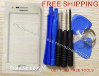 Original LCD Lens Touch Screen Top Replacement Glass For Samsung Galaxy SII S2 i929 929 +Tools+Free Shipping