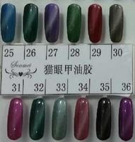 Free shipping Nail Cat's Eye Magnetic UV Gel 15ml matte nail gel Polish wholesale Lacquer nail varnish beauty tools soakoff gel