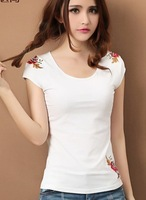 Free shipping fashion leisure t-shirts M4