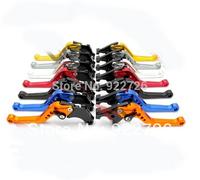 CNC Modified Brake Clutch Levers for Honda CB-1 CB400 & CB400 SF 1992-1998 VTEC 2002-2013 CBR/VTR/NSR/Hornet 250 CBR400