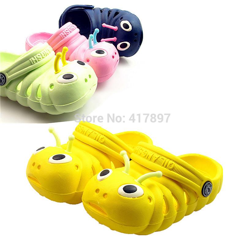 kwaii magasin bébé sandales enfants cartoon enfants pantoufle eva jardin sabots pantoufle sandales mules chaussures pour bébés garçons et filles