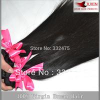 100% Malaysia Virgin Human Hair Weave 4pcs/lot  Mix Length 8-34 inch Natural Off Black Silky Straight  DHL FREE SHIPPING
