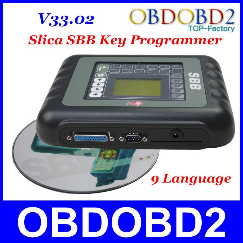 La nouvelle publication v33.02/v33 cff key supporte le multi- langues silca key cff programmeur immobizer multi- voitures de marque cnp expédition
