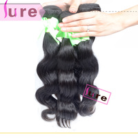 "4pcs/lot Queen hair products Peruvian virgin Body Wave unprocessed hair ,100g/pcs (12""-32"") soft and Natural Hair"