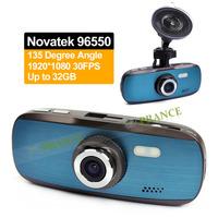 Big Promotion 100% Original Novatek 96650 G1W 1080P Full HD Car Camera DVR Video Recorder With 2.7 inch Screen+WDR Free Shipping