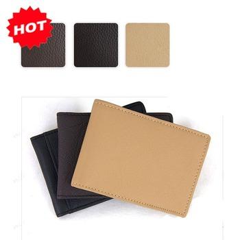 2013 ! Women&Men Soft Genuine Cow Leather Bank Credit Business Card Holder Bag, Promotion ...