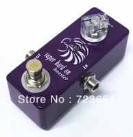 MOGOO MINI Guitar Effect Pedal  clean boost  True Bypass-- MINI Guitar  Pedals  boost Pedal  Free Shipping  --2013 NEW