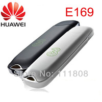 Unlocked HUAWEI E169 3G HSDPA Wireless 7.2Mbps USB 3G Modem Dongle Wholesale Free shipping