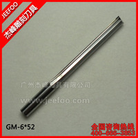 6*52 CNC Solid Carbide Two Straight Flute Bits/CNC Router Bits/Router Cutter