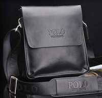 Promotion New 2014 fashion retro genuine leather men shoulder bag,men messenger bag,business&leisure bag,for gift