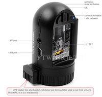 Mini 0801 0803 Full HD Car DVR Camera Video Recorder With Ambarella A2 A7 Chip+ H.264+Optional GPS