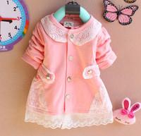 Wholesale Spring Autumn Kids Jackets Baby Clothing Children Jackets Casaco Infantil Baby girl Children Outerwear Coats