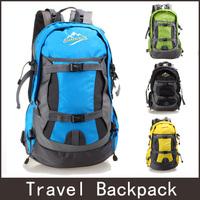 HOT SALE 2014 travel sport women backpack waterproof outdoor men's backpacks travel backpack 45l bag free shipping
