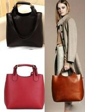 leather tote handbag promotion