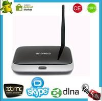 Quad Core RK3188  Android 4.2 TV Box CS918 2GB/8GB bluetooth AV Port RJ-45 USB WiFi XBMC Smart TV MK888  free shipping