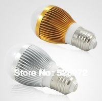 2pcs/lot LED Dimmable Bulb lamp High Power3X3W 5X3W LED bulb E27/B22,85-265V,9W15W energy-saving lamps Cold White/Warm White