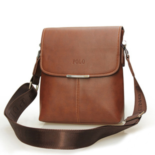 Free Shipping New Fashion men messenger bags, leather male shoulder bag ,casual briefcase brand bags morer #142