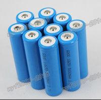 10x 5000mAh 3.7V Li-ion Rechargeable Battery Pack NCR 18650 Cell For Ultrafire LED Flashlight Torch Light etc...