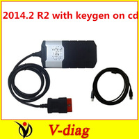 2013.3 keygen on cd new vci without bluetooth cdp ds150 SCANNER TCS pro plus with freeshipping DS150E
