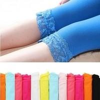 6pcs spring 2014 lace girl legging,kids leggings,girl dress,new 2014 leggings for girls,kid stockings,children pants