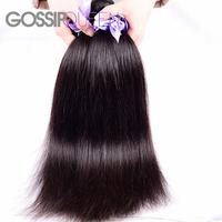 """Queen hair products peruvian virgin hair straight 8""""-30"""" 3 pcs free shipping natural black hair peruvian straight virgin hair"""