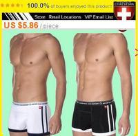 Andrew Christian Brand Underwear Men Boxers Shorts Quick Dry Gay Calcinha Modal Penis Pouch Men's Trunk Cuecas S M L XL AC01