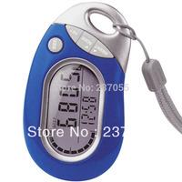 High Tech Pocket Activity Tracker Calorie 3D Pedometer