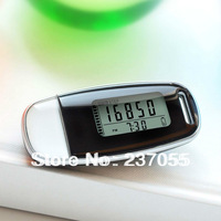 Target Activity Time Memory 3D Usb Pedometer With Clock