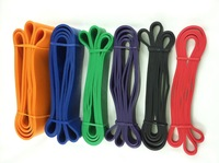 7 Levels Available Pull Up Assist Bands Crossfit Exercise Body Fitness Resistance Loop Band